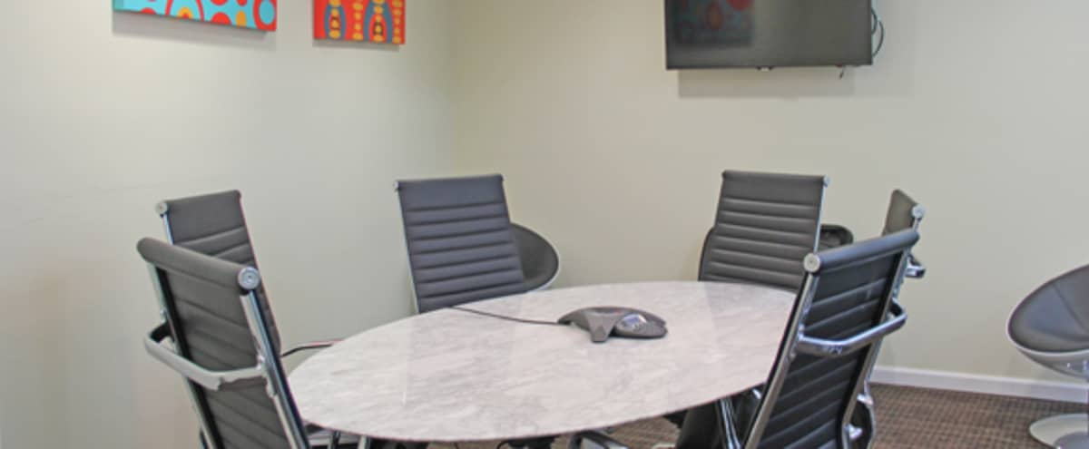 Perfect Meeting Room for up to 6 -Times Square, Room B in NEW YORK Hero Image in Midtown, NEW YORK, NY