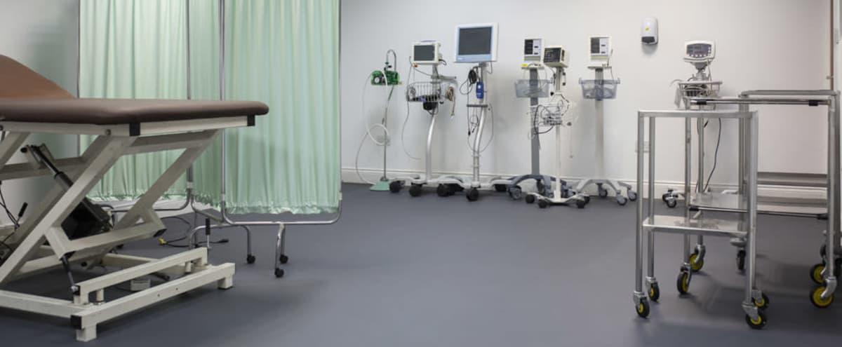 Medical GP / hospital room in London Hero Image in Isle of Dogs, London,