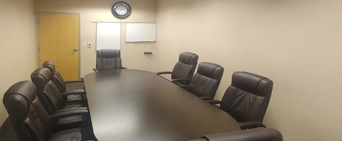 Business Meeting Room Equipped with State-of-the-art Technology in Phoenix Hero Image in Deer Valley, Phoenix, AZ