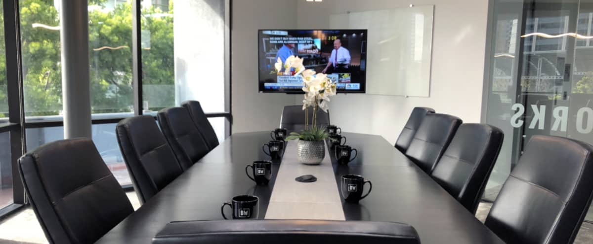 Modern Conference Room | M4 in San Diego Hero Image in Downtown San Diego, San Diego, CA