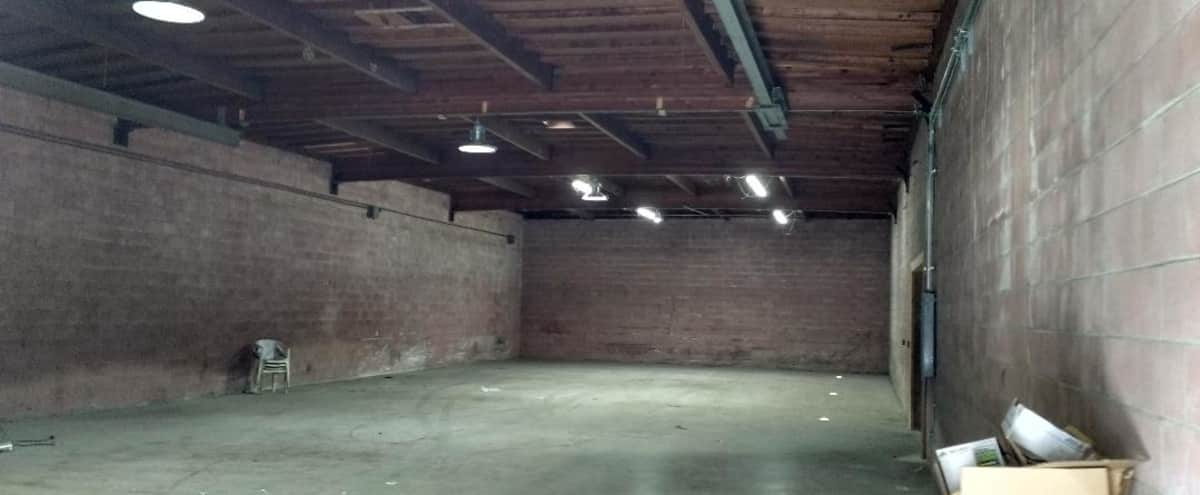 Large Warehouse, High Ceiling, plus additional remodeled Single Family Home. in Los Angeles Hero Image in Park Mesa Heights, Los Angeles, CA