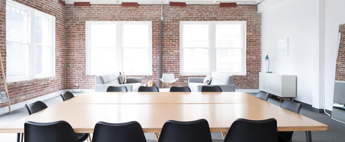 Modern Meeting Space - South Beach in San Francisco Hero Image in South Beach, San Francisco, CA