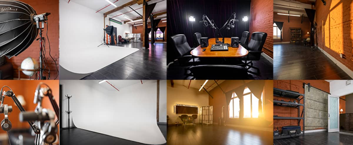 Downtown Loft Studio in Los Angeles Hero Image in Fashion District, Los Angeles, CA