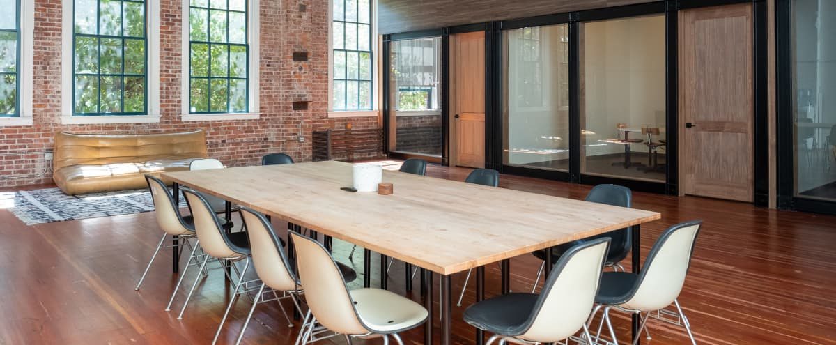 Light-filled Capitol Hill Loft Meeting Space in Seattle Hero Image in Pike/Pine, Seattle, WA