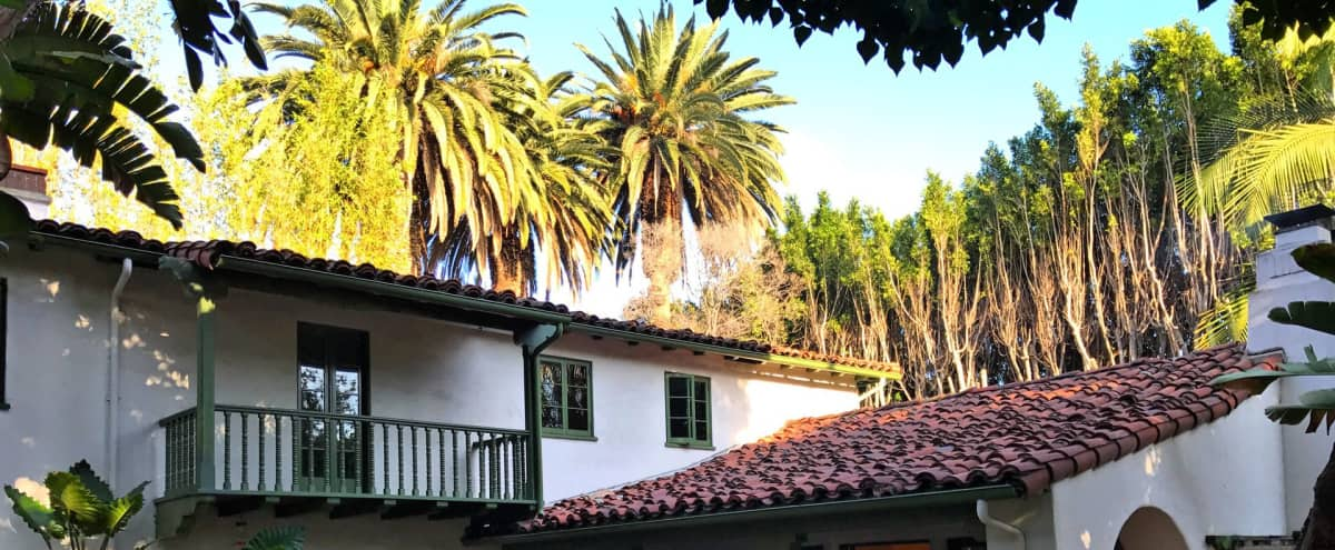 Classic Spanish Hollywood Hills Home in Los Angeles Hero Image in Central LA, Los Angeles, CA