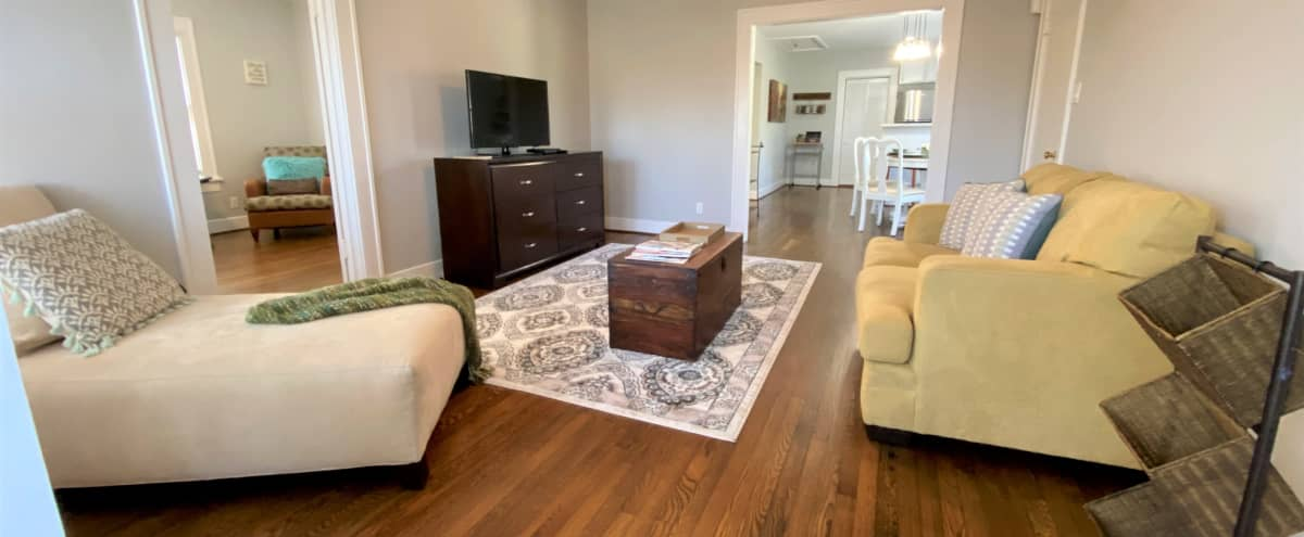 Beautiful Lifestyle Location with Natural Light and Downtown Views in Houston Hero Image in Montrose, Houston, TX