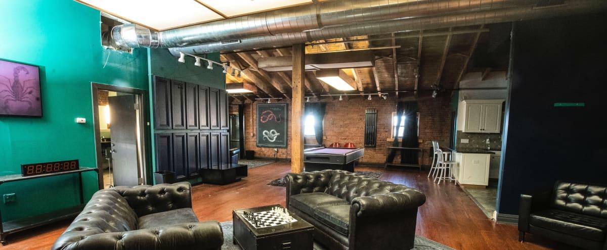 Ironbound Studios Loft 1 in Newark Hero Image in North Ironbound, Newark, NJ