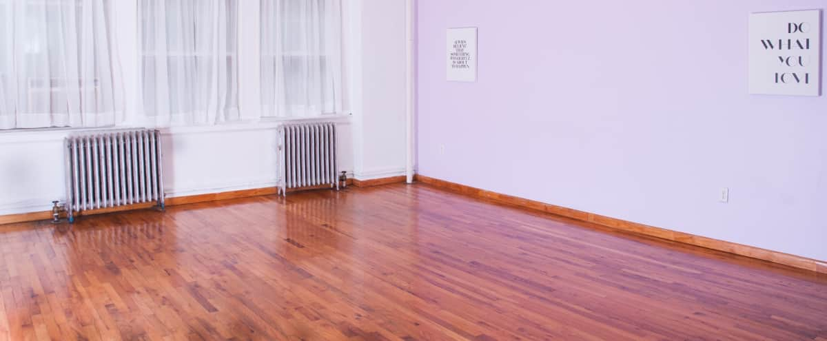 Midtown Manhattan Studio Available for Classes and Small Gatherings in New York Hero Image in Midtown, New York, NY