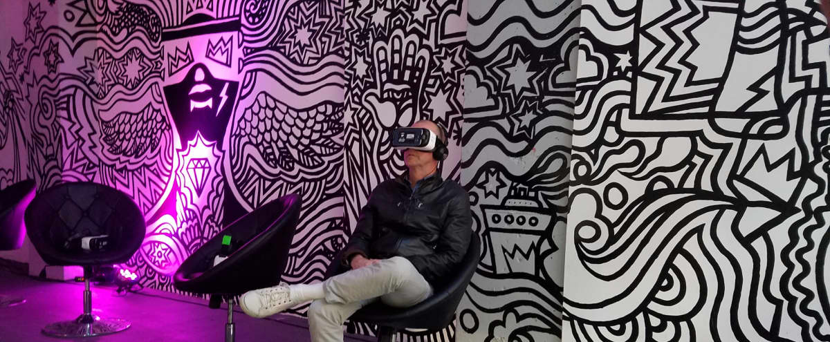 Virtual Reality Cinema and PlayLab in New York Hero Image in Lower Manhattan, New York, NY