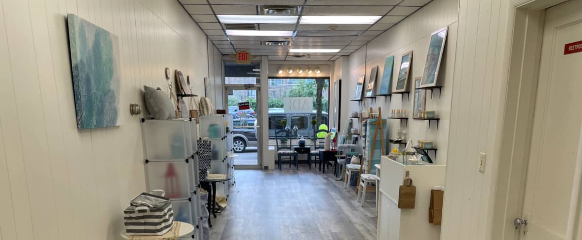 Light filled wellness space , perfect for all things wellness and spa luxury in Newton Hero Image in Newtonville, Newton, MA