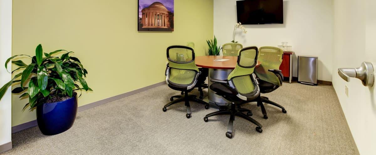Intimate Meeting Room at the Prestigious Willard Office Building in DC Hero Image in Northwest Washington, DC, DC