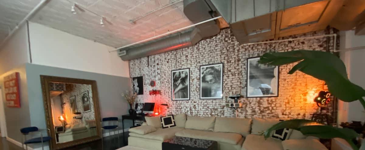 Celebrity Light Filled Artist Loft in the Heart of Soho in New York Hero Image in Lower Manhattan, New York, NY