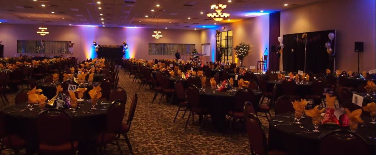 Elegant and Open Ballroom North of Minneapolis in Andover Hero Image in undefined, Andover, MN