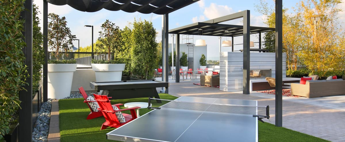 Stunning Irvine Roof Top Lounge in Irvine Hero Image in Irvine Business Complex, Irvine, CA