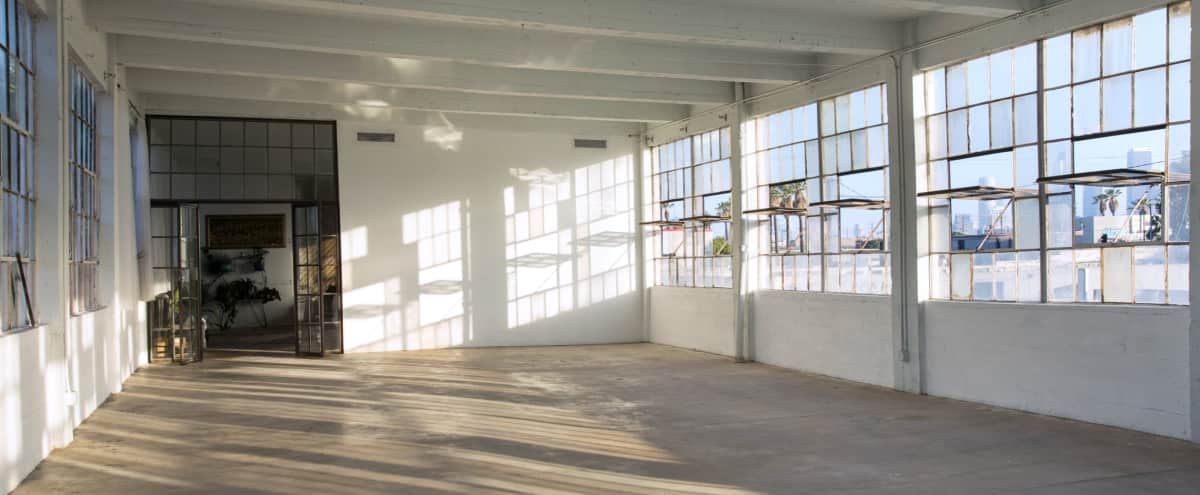 4000+ Square Foot Natural Light Warehouse Loft Studio in Los Angeles Hero Image in Central LA, Los Angeles, CA