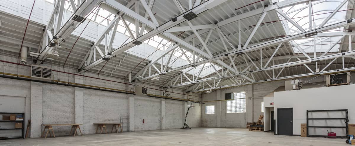 Goose Island Warehouse Space with Ample Natural Light in Chicago Hero Image in Goose Island, Chicago, IL