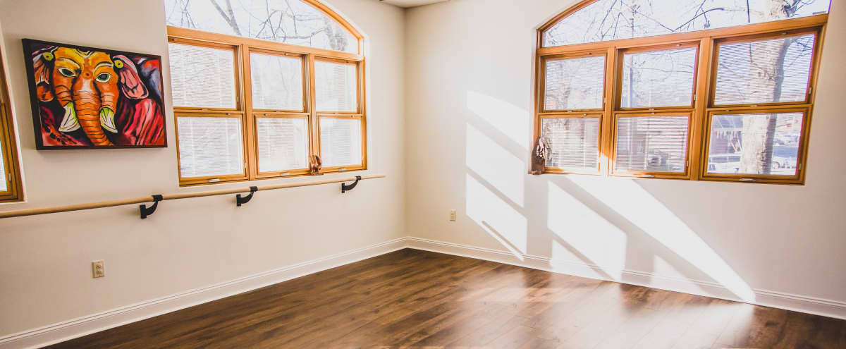 Beautiful and Airy Wellness Studio in the heart of Town. Equipped with Pilates equipment, Yoga studio, and Office in Cresskill Hero Image in undefined, Cresskill, NJ