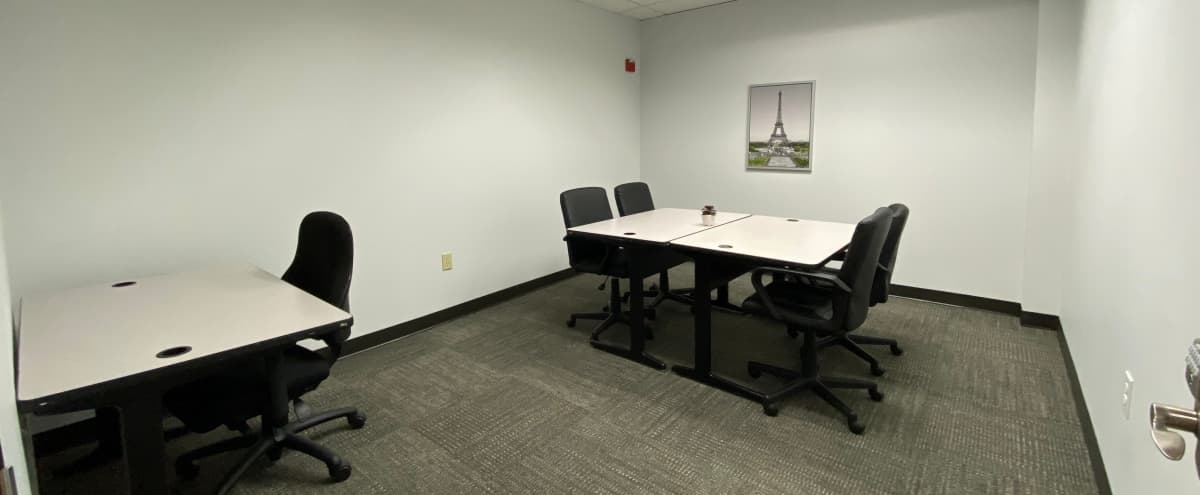 Breve Meeting Room/Office for up to 6 in Austin Hero Image in North Crossing, Austin, TX