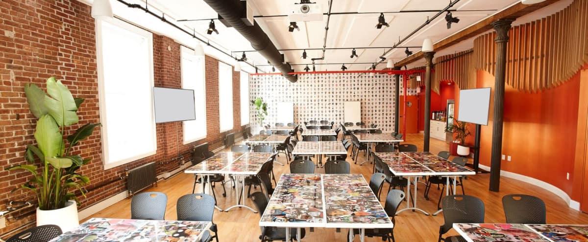Spacious SoHo Meeting Space in New York Hero Image in Lower Manhattan, New York, NY
