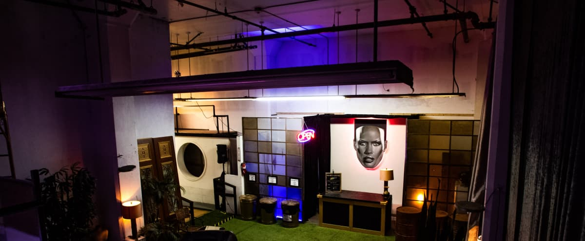 Flex Art/Event/Film Wonderland DTLA in Los Angeles Hero Image in Downtown, Los Angeles, CA