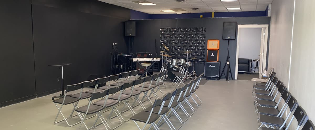 Multi functional Rehearsal/event space for creatives in Tucker Hero Image in undefined, Tucker, GA