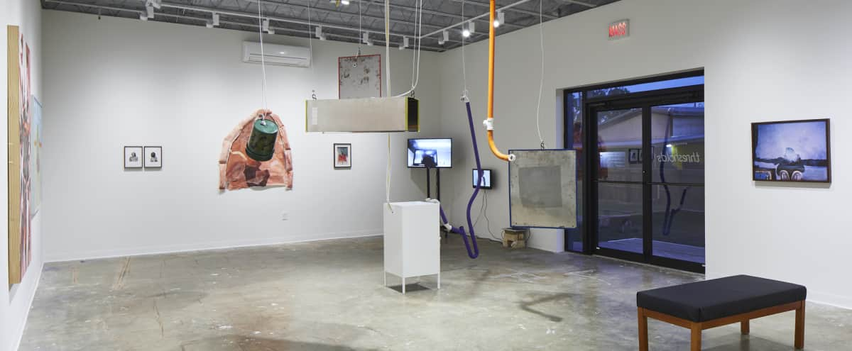 Large East Austin Gallery Space with Parking in Austin Hero Image in East Austin, Austin, TX