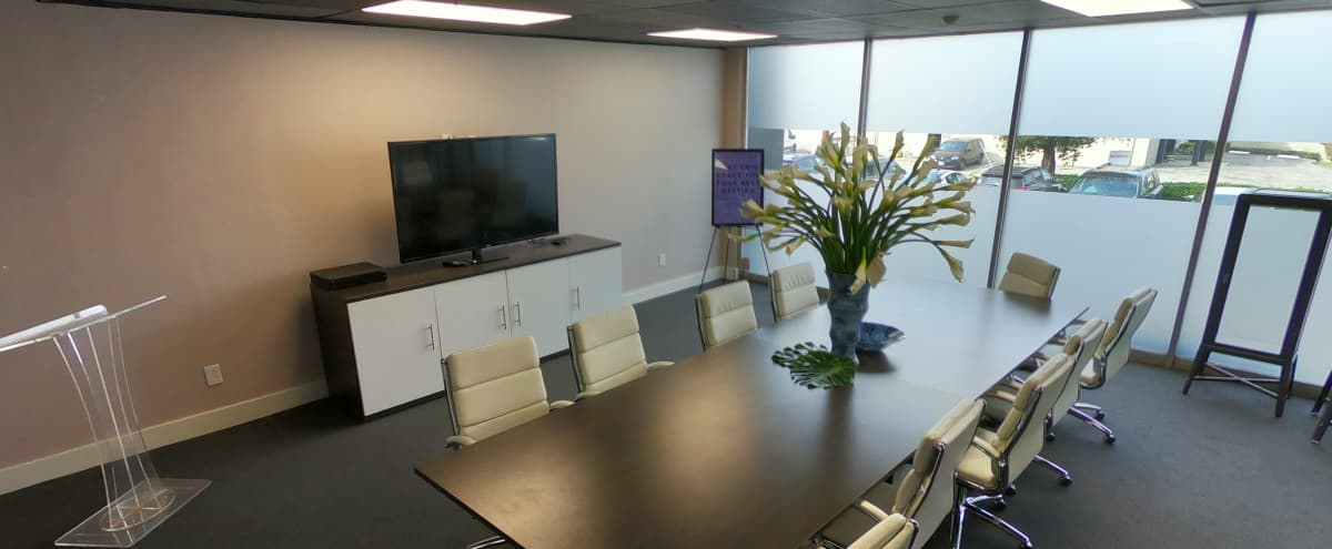 Spacious Conference Room with Catering Options in Santa Fe Springs Hero Image in undefined, Santa Fe Springs, CA