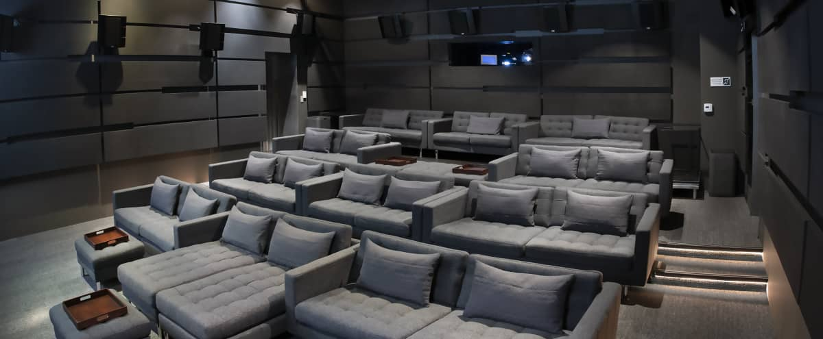 Private Theater In Hollywood With Latest Tech in Hollywood Hero Image in Hollywood, Hollywood, CA
