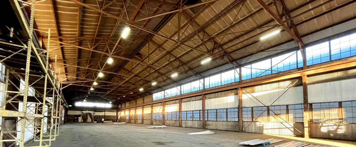 Mega Stage: Huge Warehouse Location in Compton Hero Image in undefined, Compton, CA