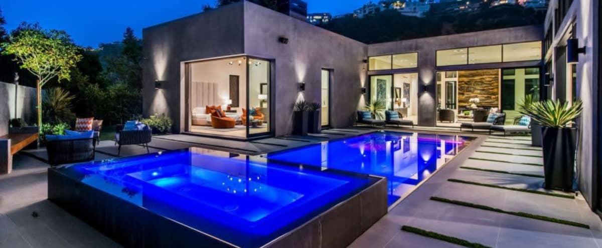 'Sunny Lux Design' Modern Estate in Los Angeles Hero Image in Central LA, Los Angeles, CA