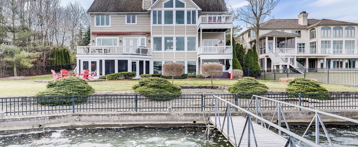 Waterfront Home in Geist in Indianapolis Hero Image in undefined, Indianapolis, IN