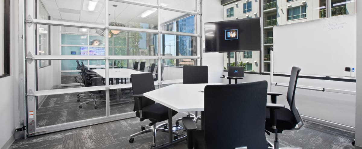 Private Meeting Room for 5 | M3 in San Diego Hero Image in Downtown San Diego, San Diego, CA