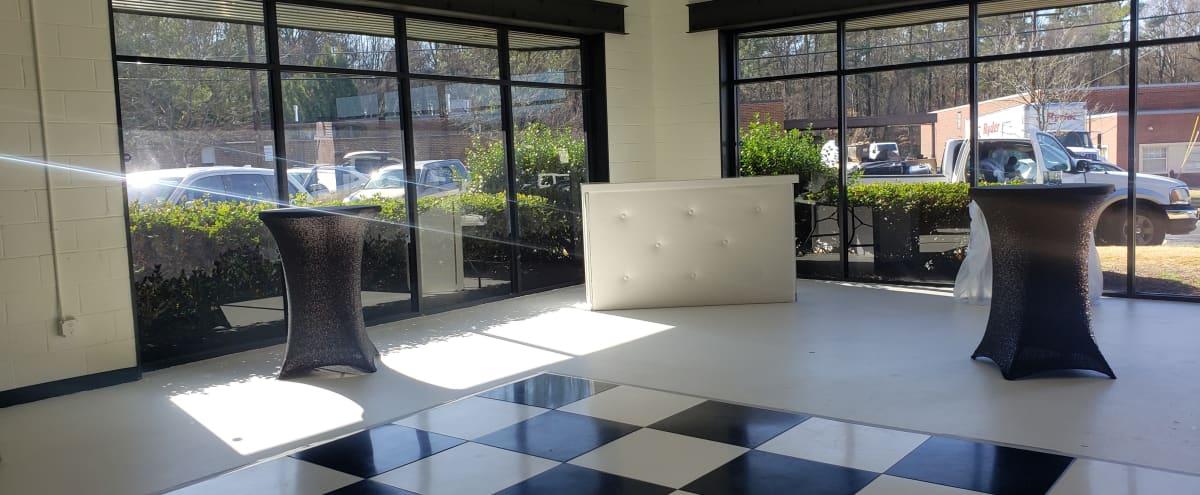 Unique Blank Canvas Event Space in the Heart of West Midtown in Atlanta Hero Image in Underwood Hills, Atlanta, GA