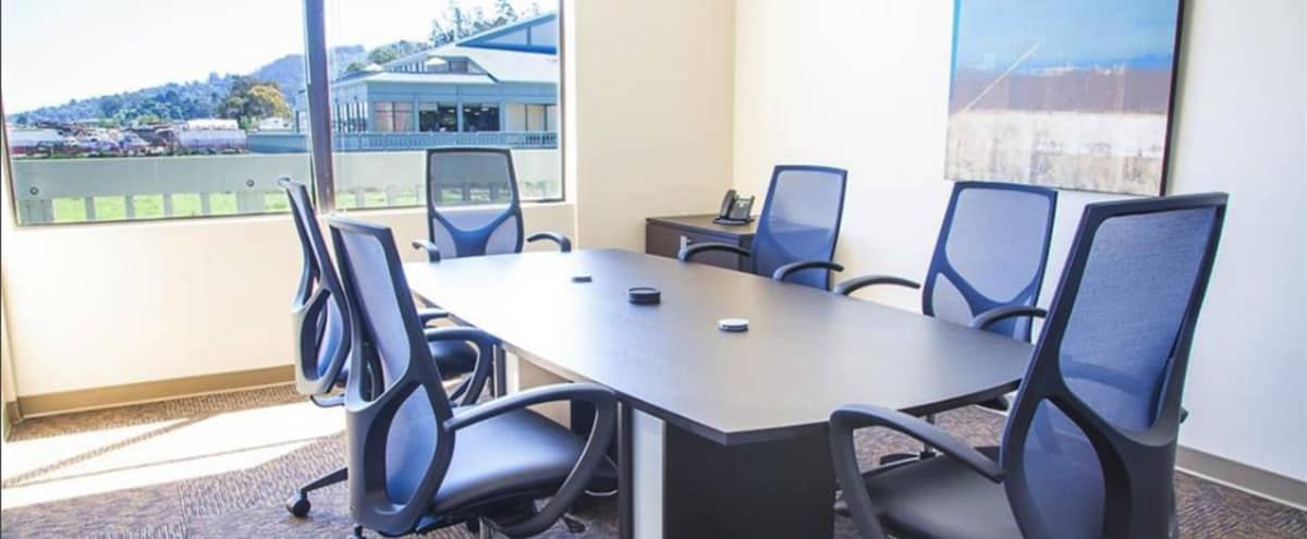 Meeting Room w/ Beautiful Outdoor View in Mill Valley Hero Image in undefined, Mill Valley, CA