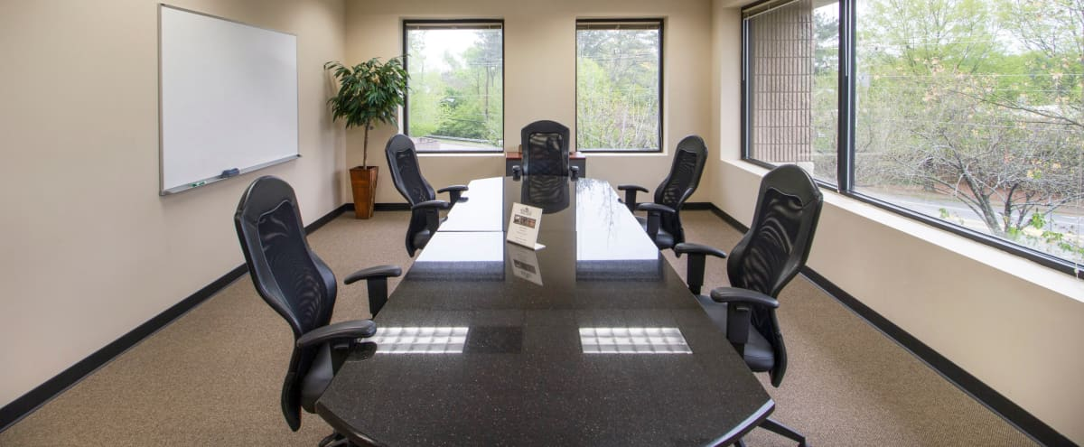 Suburb Professional & Corporate Conference Room in Roswell Hero Image in undefined, Roswell, GA