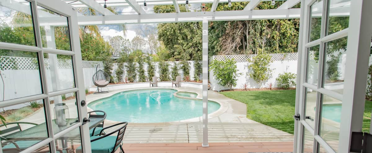 Enchanting Sherman Oaks Private House with Pool/Garden in Sherman Oaks Hero Image in Sherman Oaks, Sherman Oaks, CA