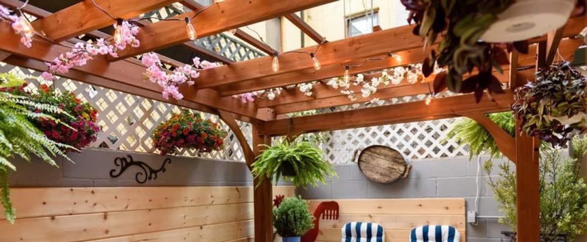 Stunning French Restaurant in New York Hero Image in Upper East Side, New York, NY