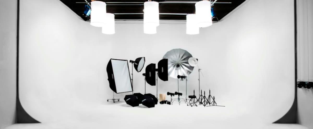 Beautiful Spacious Cyclorama Photo Studio and Film - Video Studio with Custom Built Sets. in SANTA FE SPRINGS Hero Image in undefined, SANTA FE SPRINGS, CA