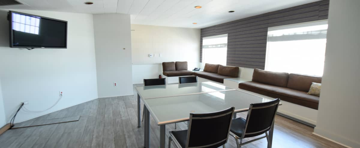 Brand New Furnished Office With Huge Window And Natural Light In Santa  Monica Hero Image In