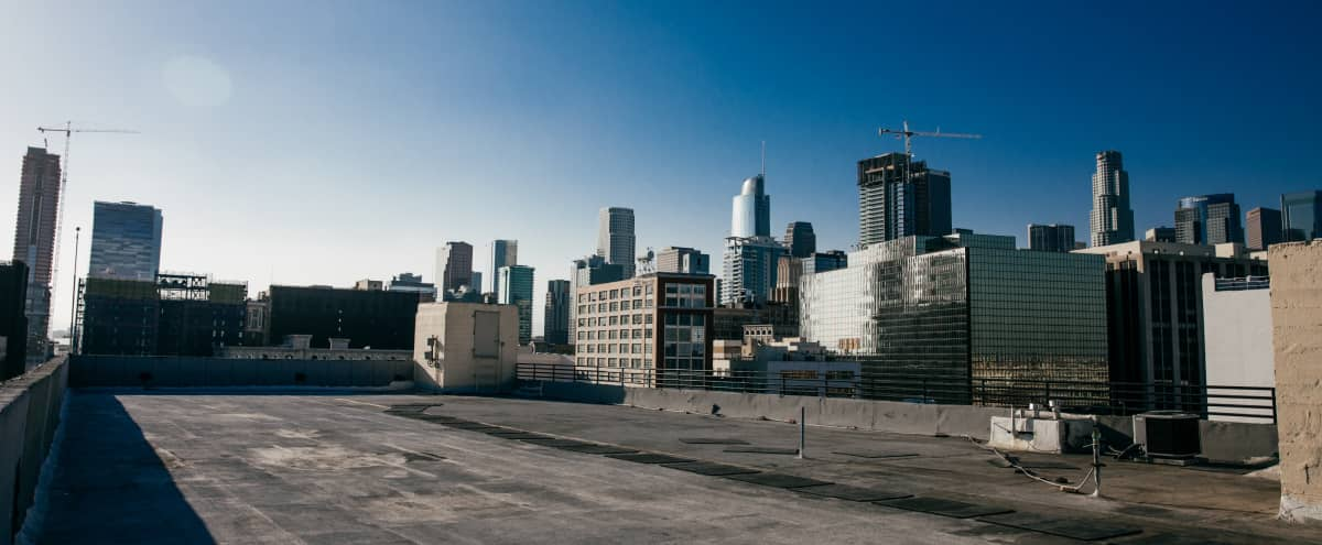 DTLA Rooftop with Amazing View and Urban Vibe in Los Angeles Hero Image in Central LA, Los Angeles, CA
