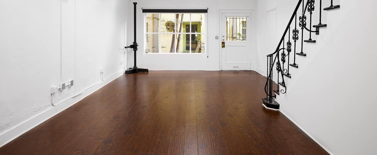 Fully Equipped- Affordable, Clean, High Ceiling Studio. in Los Angeles Hero Image in Koreatown, Los Angeles, CA