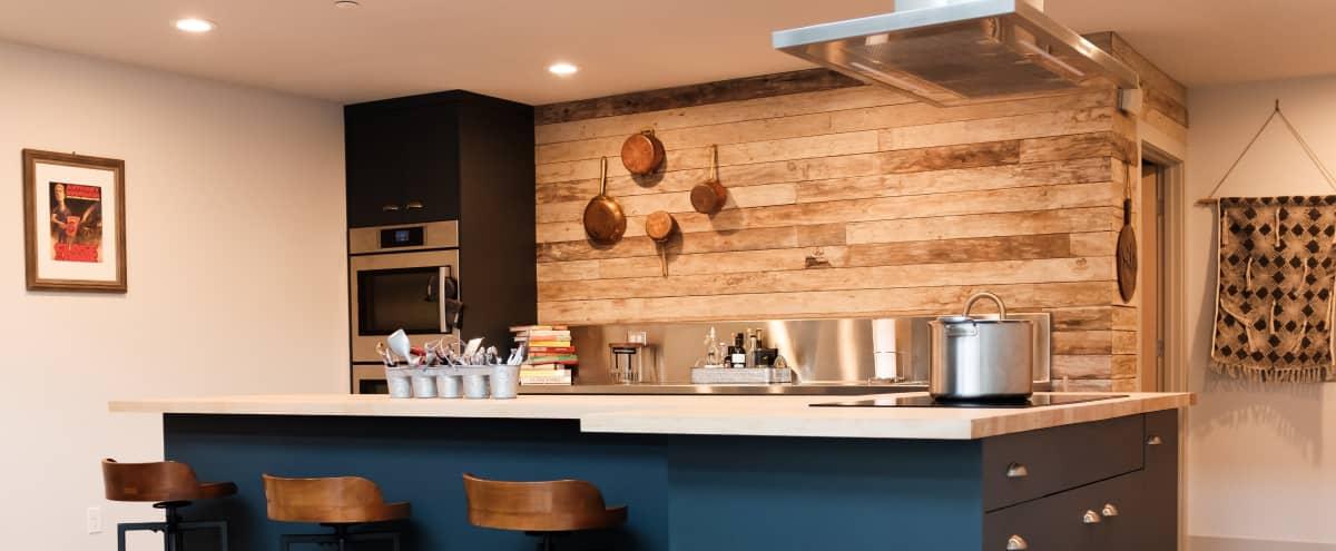 West Seattle Modern Kitchen in Seattle Hero Image in North Admiral, Seattle, WA