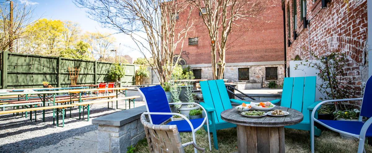 Beer Garden & Meeting Space in Downtown in Atlanta Hero Image in Sweet Auburn, Atlanta, GA