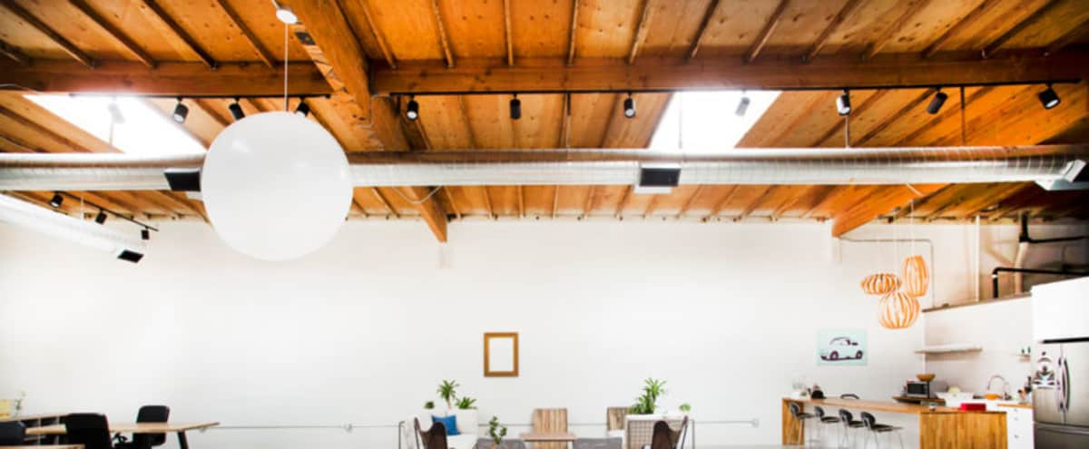 Creative Event Space in DTLA (We respond in Less then 1 Hour) in Los Angeles Hero Image in South Los Angeles, Los Angeles, CA