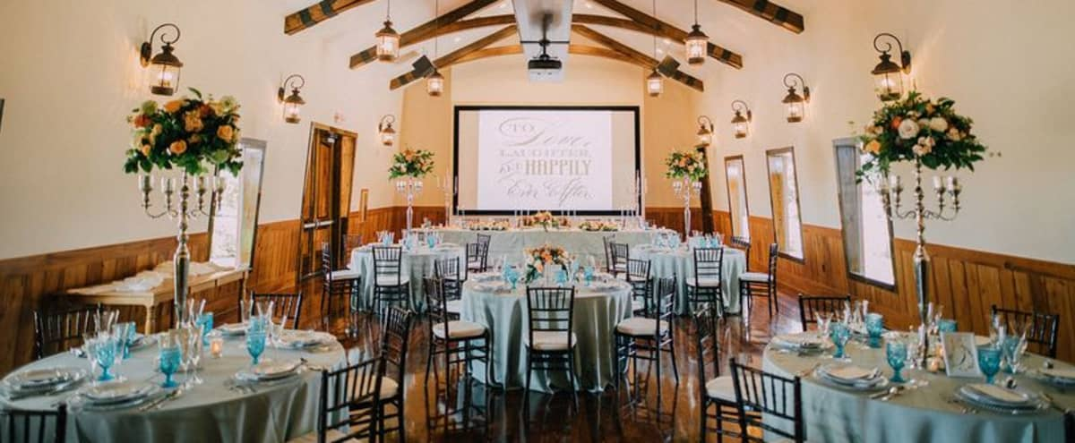 Historic Barn & Farm Wedding Venue in Brookshire Hero Image in undefined, Brookshire, TX