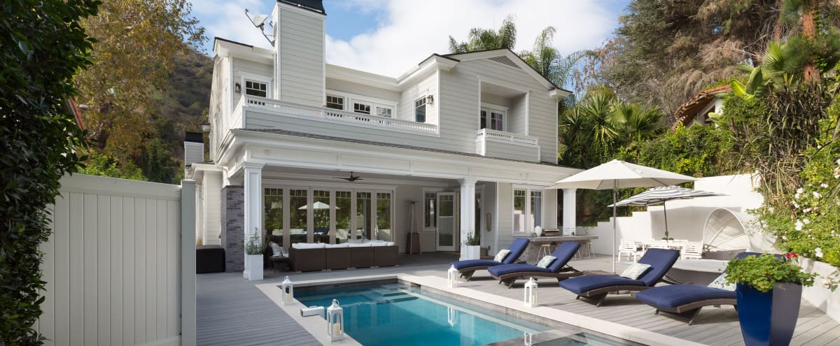 Luxurious Villa w/ Pool in Prime West Hollywood in Los Angeles Hero Image in Hollywood Hills, Los Angeles, CA