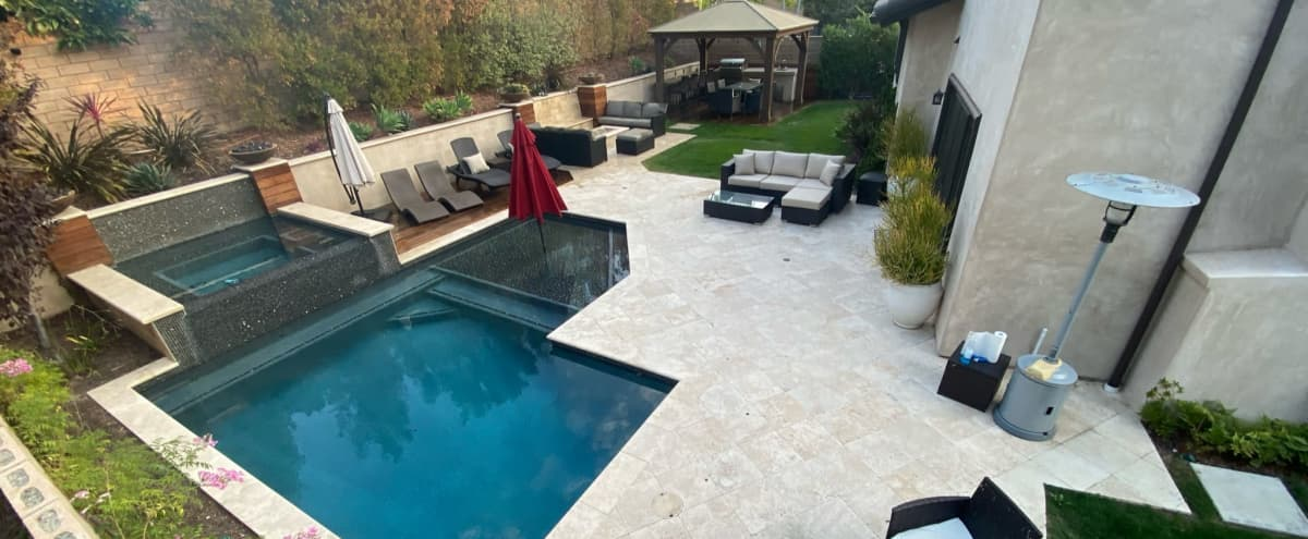 Model perfect tri-level OC pool home in Lake Forest Hero Image in undefined, Lake Forest, CA