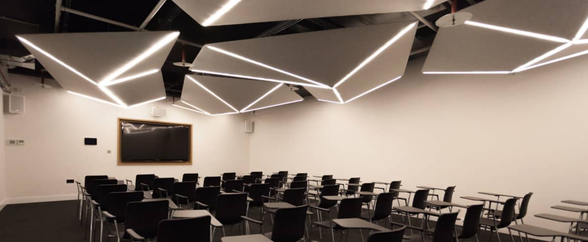 'The Classroom' Finsbury Square Meeting Room/Event Space, in the heart of the Silicon Roundabout in London Hero Image in Shoreditch, London,