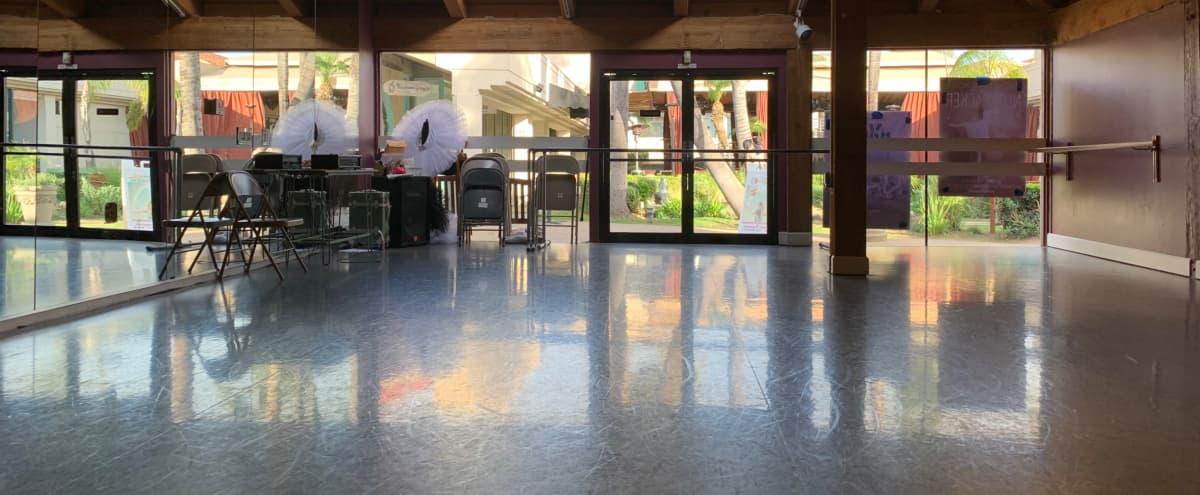 Dance Studio, Sprung Floor, Natural Light, Convenient Parking 3 rooms in Encino Hero Image in Encino, Encino, CA