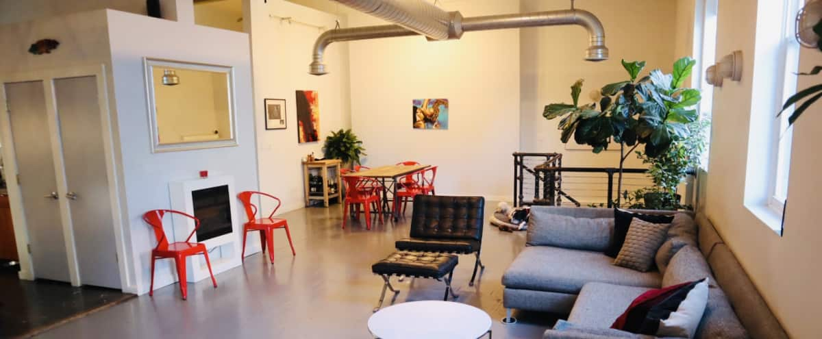 Firehouse Loft Clifton Nj Production Peerspace